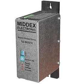 Middex BCD210G wall mounted step driver